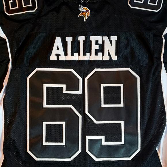 NFL Minnesota Vikings Jared Allen jersey size 52